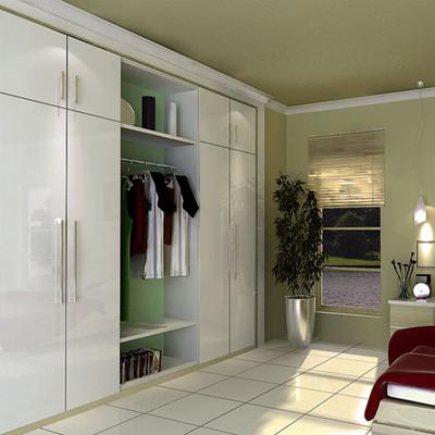 大自然温莎堡衣柜 金钻烤漆门大自然温莎堡定制衣柜定制衣柜