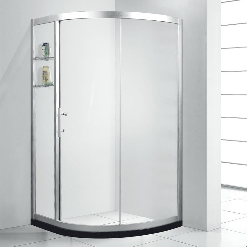 箭牌 不含蒸汽移门式弧扇型 淋浴房