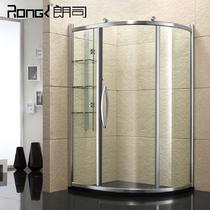 开放式弧扇型 WL230淋浴房