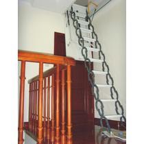 钢折叠梯 223楼梯