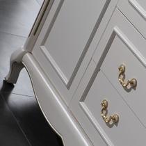 哑光人造板橡木拆装平拉门成人欧式 衣柜