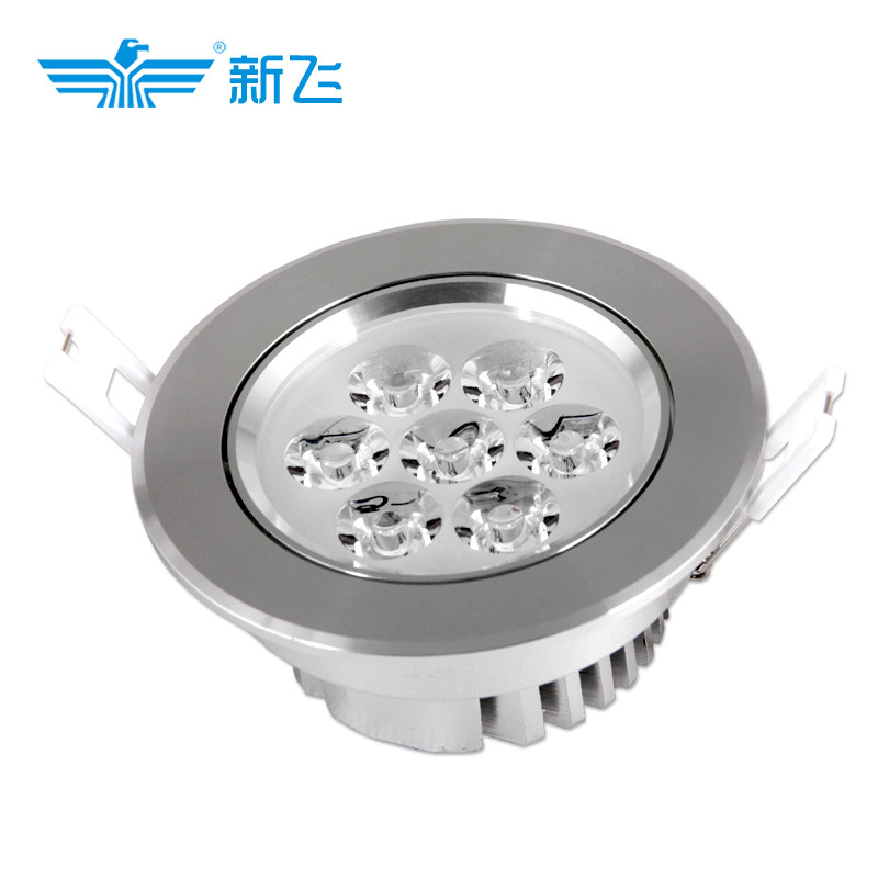 新飞 铝led led-ac220/7w射灯