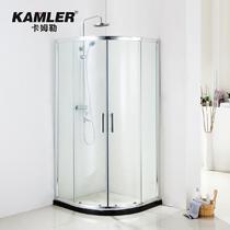 移门式弧扇型 K9170淋浴房
