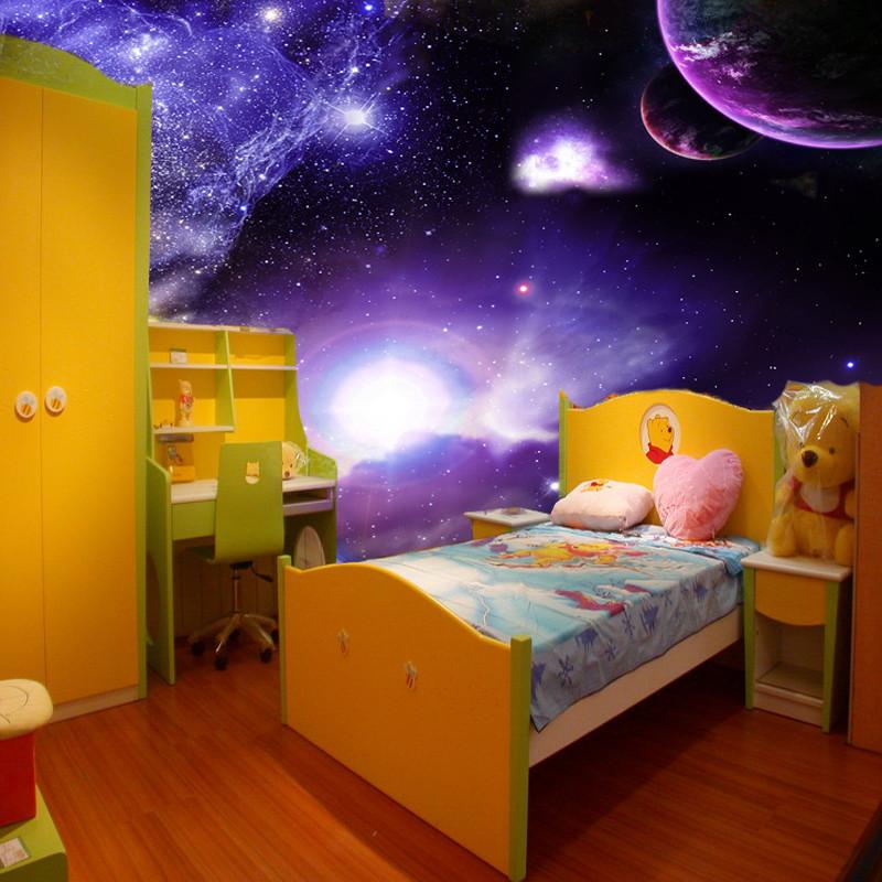 卧室星空风格装修