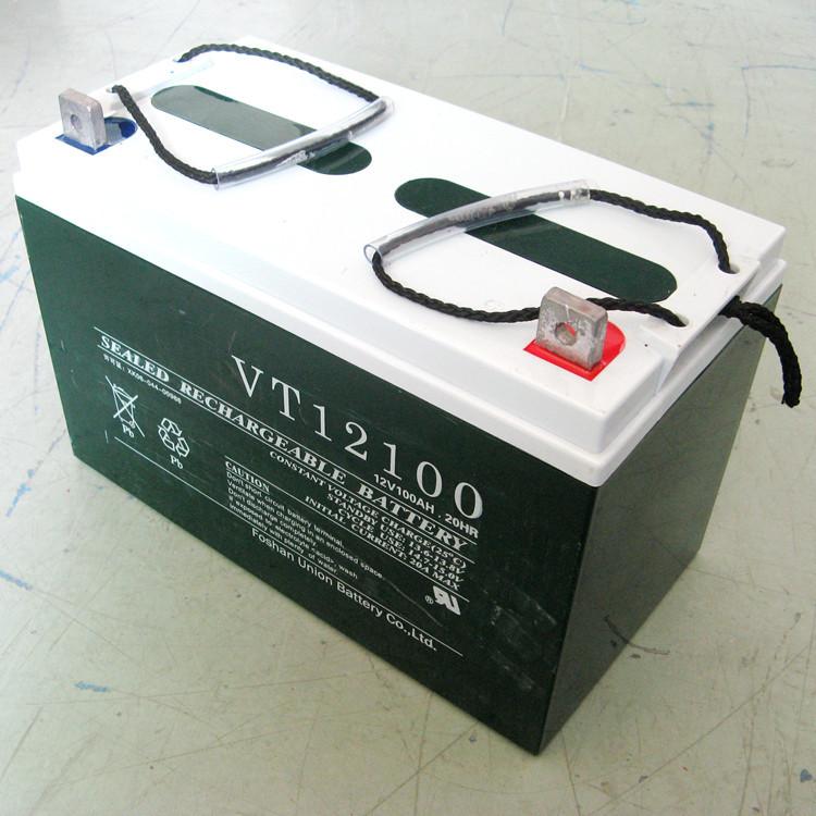 沃塔 照明用 12V100AH蓄电池蓄电池
