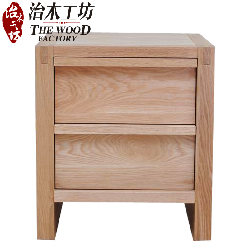 治木工坊 白蜡木原木色现货框架结构成人简约现代 f05