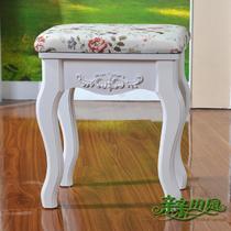 密度板/纤维板成人田园 S18梳妆凳