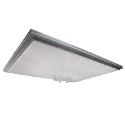 三雄·极光 乳白色LED 吸顶灯 晶钻吸顶灯