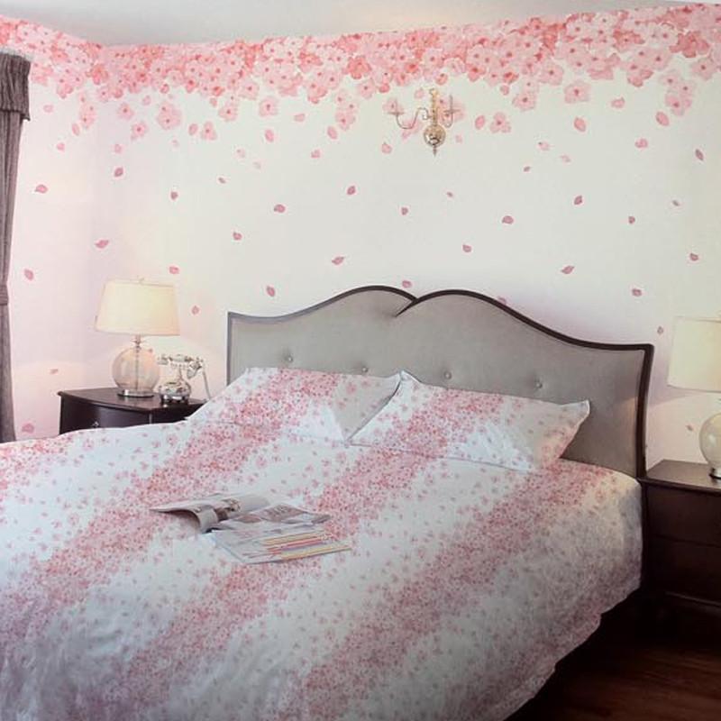 品轩 印花有图案卧室田园 墙纸