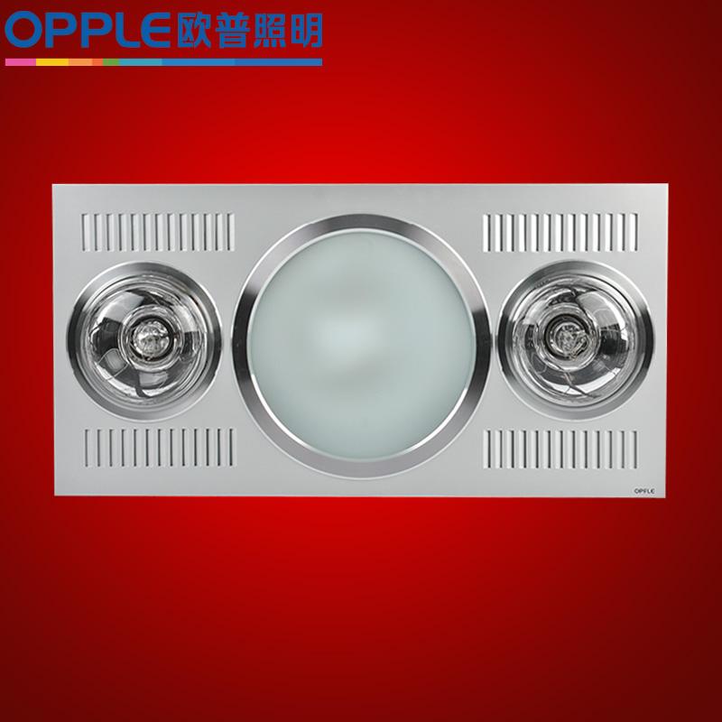欧普照明 取暖+换气+照明 JYLF05-四灯暖+照明+换气浴霸