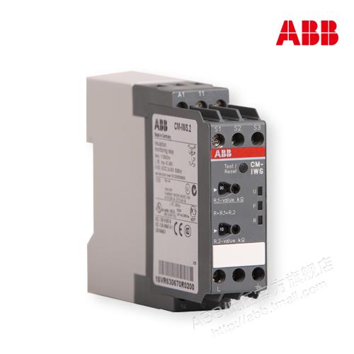 ABB CM-IWS.2继电器