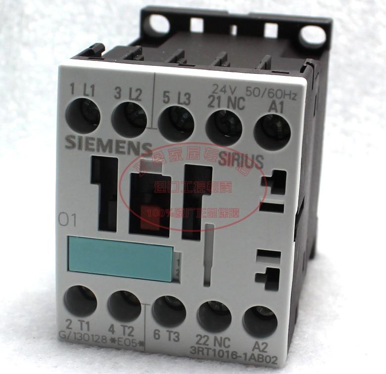 西门子 转换型 3RT1016-1AB02继电器