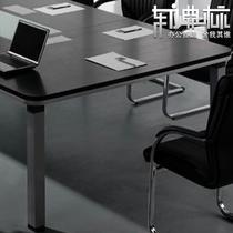 板式可拆卸防火条形 会议桌