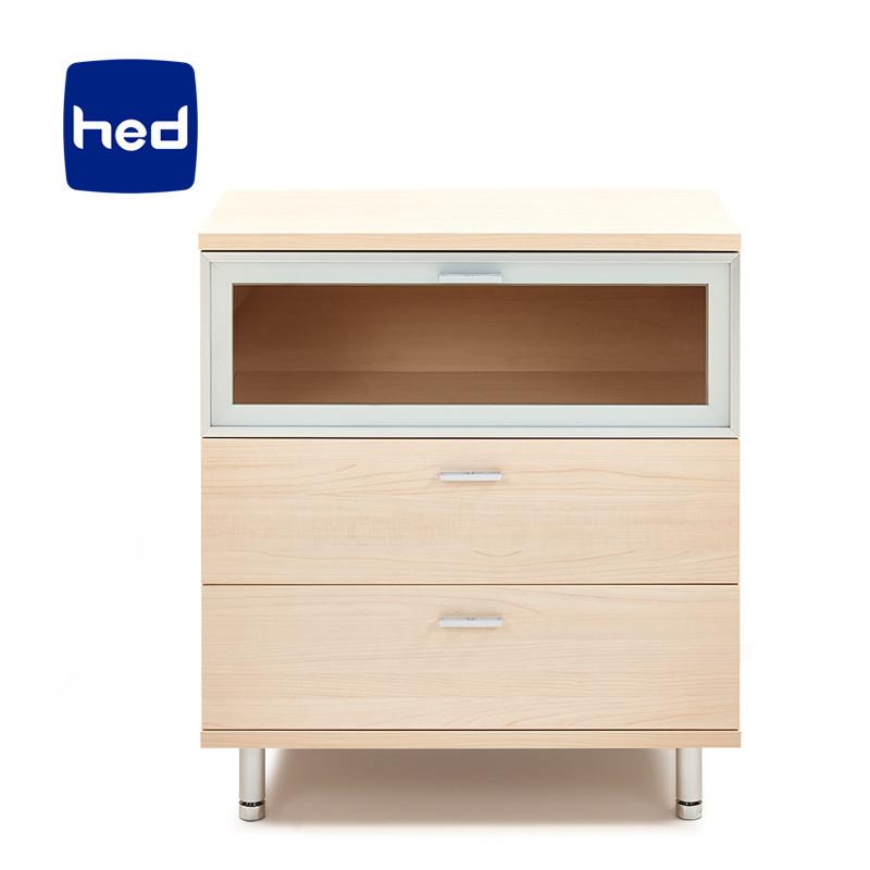 好易达 人造板刨花板/三聚氰胺板木箱框结构储藏简约现代 餐边柜