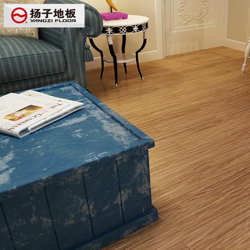 扬子 高密度纤维板V型槽 YW5052地板