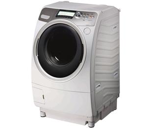 东芝 全自动滚筒XQG80-EHSF洗衣机不锈钢内筒 洗衣机