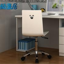 人造板胶合板升降童趣/玩具简约现代 儿童椅