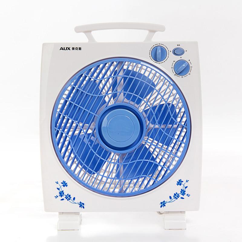 奥克斯 aux/奥克斯台式转页扇交流电全国联保机械式台扇 电风扇