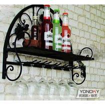 墨玉黑摩卡铜雪山白焊接铁金属工艺支架结构艺术欧式 KY1191酒架