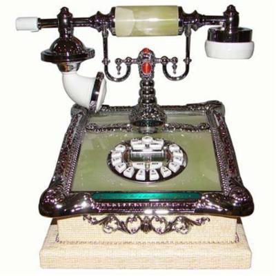 世纪巴洛克 来电存储有绳电话 电话机