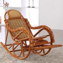 植物藤曲木结构伸缩艺术成人复古怀旧/老家具 藤椅