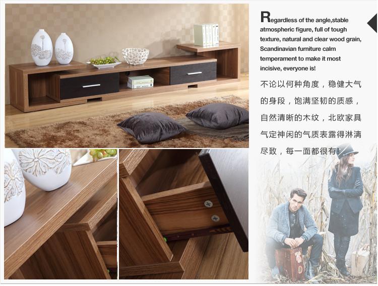 西木西宅家具 人造板免漆刨花板/三聚氰胺板框架结构