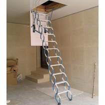 钢伸拉梯 040楼梯