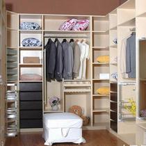 依莱特衣柜/E1级实木多层夹板依莱特定制衣柜定制衣柜