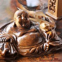 油漆工艺喷漆雕刻 功夫茶桌