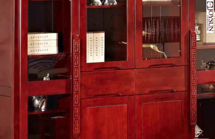 成人色库_joysun 新古风m色橡胶木成人简约现代 书柜