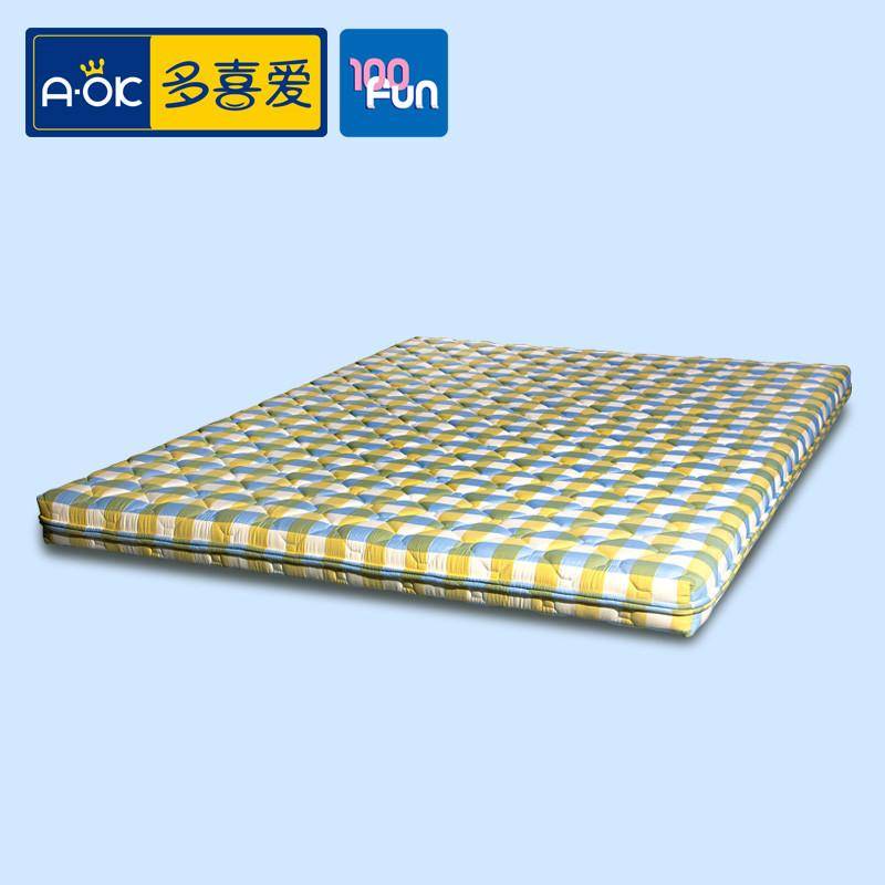全棕床垫好不好_多喜爱 12公分全棕床垫椰棕儿童 床垫