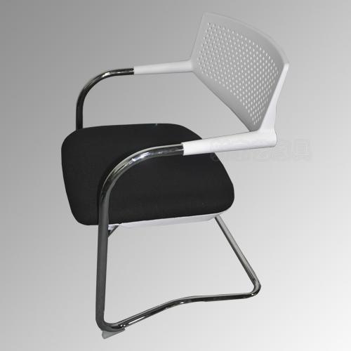色金属固定扶手不锈钢钢制脚布艺 办公椅价格,图片,品牌信息 齐家图片