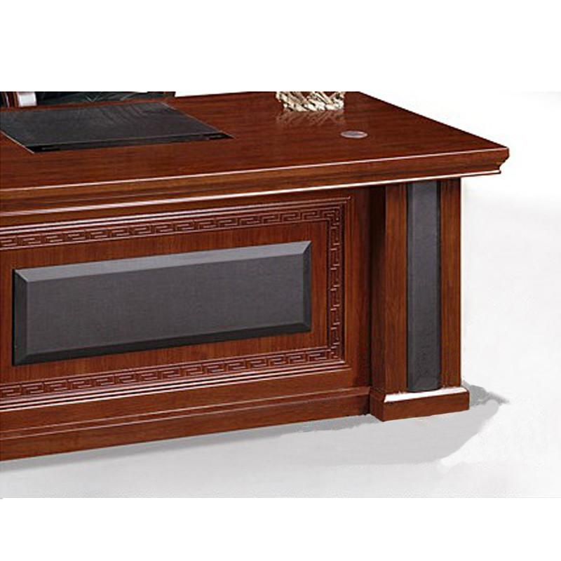 锡田家具 实木核桃木欧式 办公桌价格,图片,品牌信息