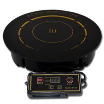 按键式黑色微晶面板君耀全国联保三级 HD-245电磁炉电磁炉
