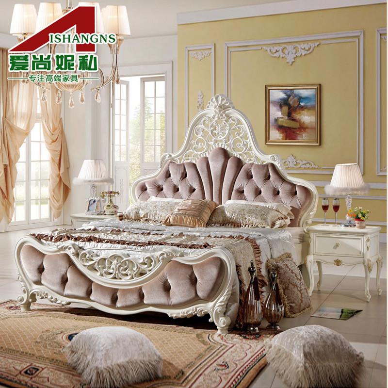 组装式架子床欧式