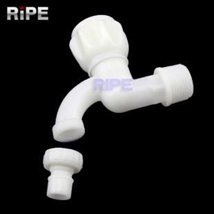 锐普 DN20(4分管 ) 塑料水龙头 20 25 4分 6分管材