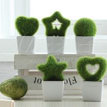 摆放花艺塑料套装简约时尚 仿真植物仿真树