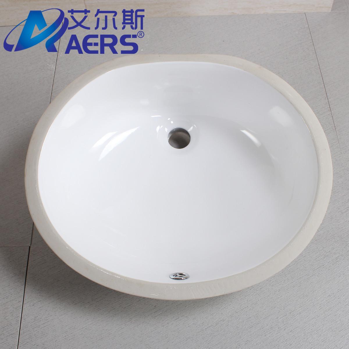 洗手盆带洒花入水管安装图解
