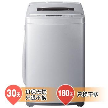 海尔 全自动波轮XQS60-Z918洗衣机不锈钢内筒 洗衣机
