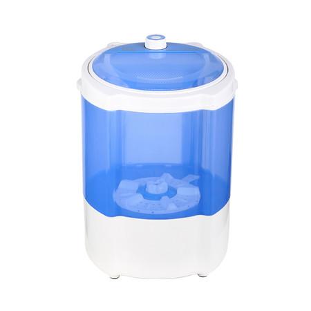 小鸭 半自动迷你XPB20-5801洗衣机/脱水机全塑内筒 洗衣机