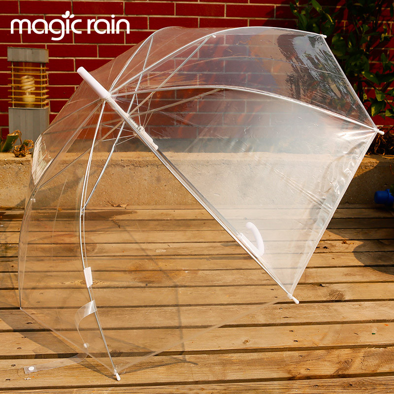 MAGIC RAIN 半自动POE雨伞长柄伞成人 遮阳伞