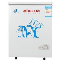 白色机械式定频直冷顶开式卧式冷柜 冷柜
