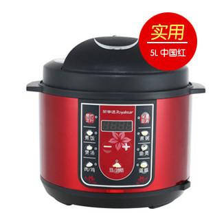 荣事达蒸煮煲炖焖微电脑式-电压力锅