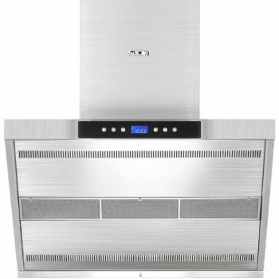 帅康 银灰色LED节能灯52dB(A)不锈钢近吸式 抽油烟机