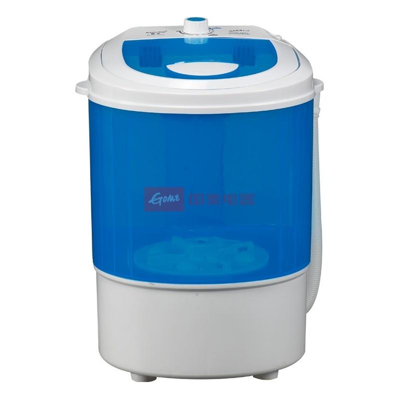 ?;?半自动迷你洗衣机/脱水机塑料 洗衣机