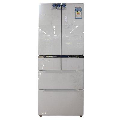 美的 对开门双门一级 冰箱