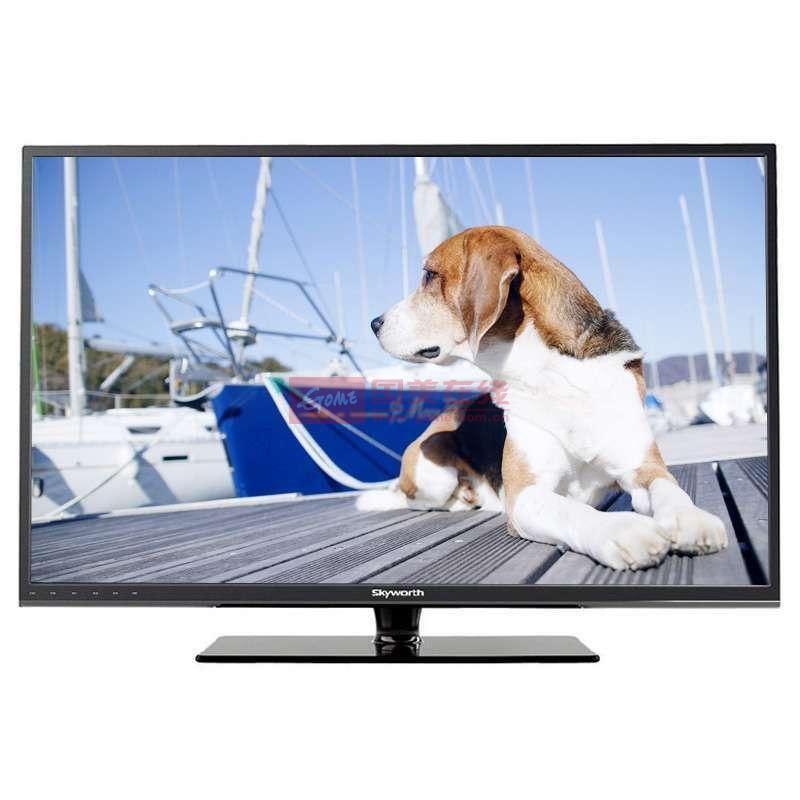 创维 42英寸1080p软屏 电视机