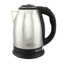 透明不锈钢普通电热水壶1.8L底盘加热 电水壶