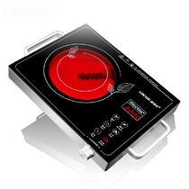 摸式黑色微晶面板LOCUS/诺洁仕全国联保爆炒煲汤定时三级 电磁炉