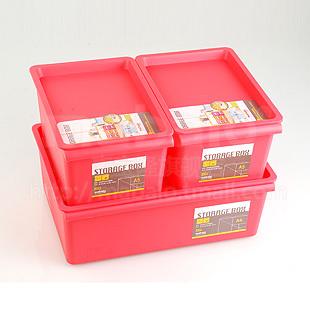 麦宝隆 塑料 MBL-0217-0216收纳盒